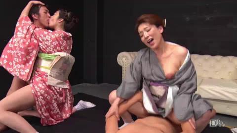 Marina Matsumoto, Maki Hojo