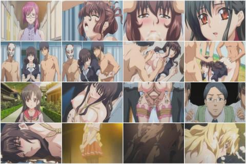 Anime Rinkan Club Part 1-3