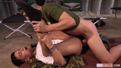 Vincent Landi and Joris Leonard - A Naughty Cadet