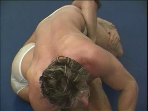 BG Enterprise - Fantasy Oil Wrestling - Alec Powers tops