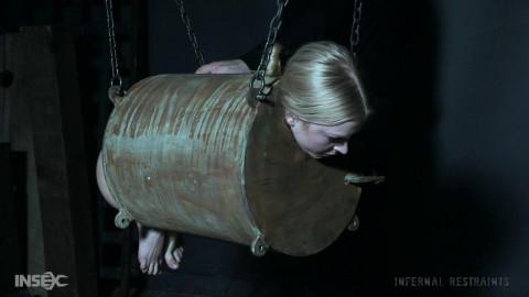 Hard tying & electro stimulation