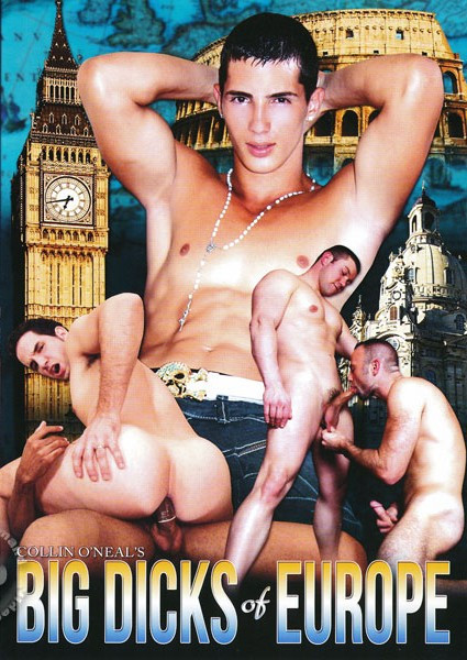 Collin ONeal Productions - Collin ONeals Large Knobs of Europe