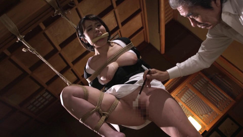 PAIN PLAY Trains His Wifes Secret Room Nature Akasawa Naoko - Full HD 1080p