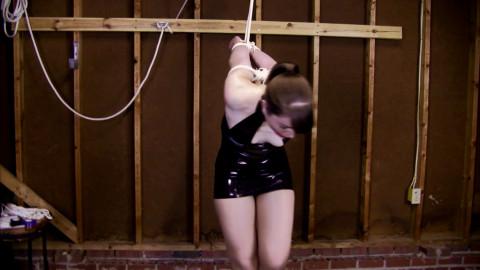 HD Bdsm Sex Videos Latex enjoyment in the warehouse