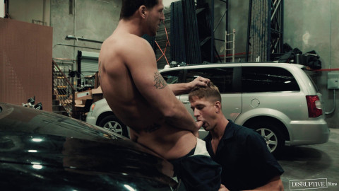 Guy Talk Brandon Anderson, Roman Todd