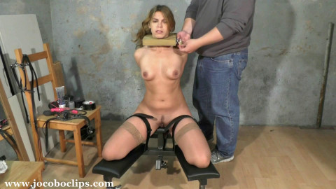 Punishment In Front Of Audience - Juliette - Scene 1 - Full HD 1080p