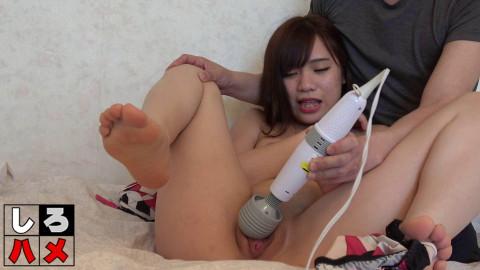 Yumi sex-toy play