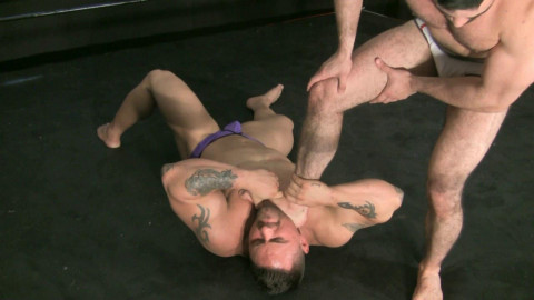 Muscle Domination Wrestling – S15E06 – Zzzzzz 5