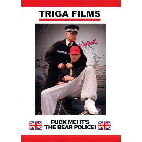 Triga - Fuck Me! Its the Bear Police! Extra Helmets Edition