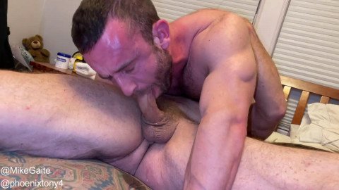 Raw Fuck Club - Mike Gaite and Phoenix Tony Flip Fuck