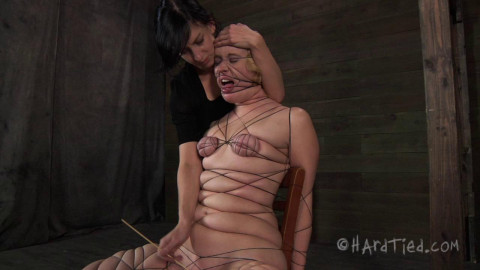 Elise is going to get there, and she will give her incredible orgasms