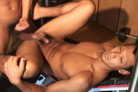 Glossmen Next Door scene 2
