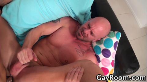 Big Guys Love Big Cocks