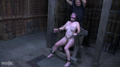 Rough Bondage & Tortures For Cum Slut Femcar