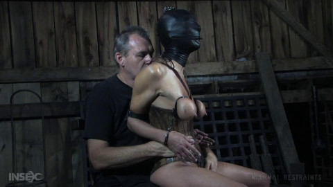 Bondage, suspension and torment for excited whore part 2 HD 1080p