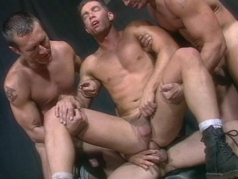 Raw orgy for elite masters