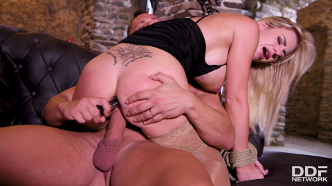 Rim, Wax & Anal Submission