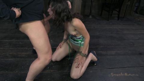 Cute 20yr old girl next door gets completely sex destroyed.(SB 2013)