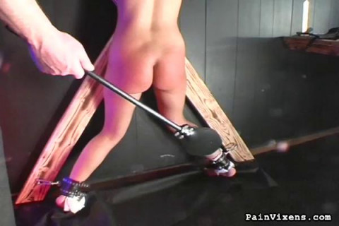 PainVixens Caught and punished