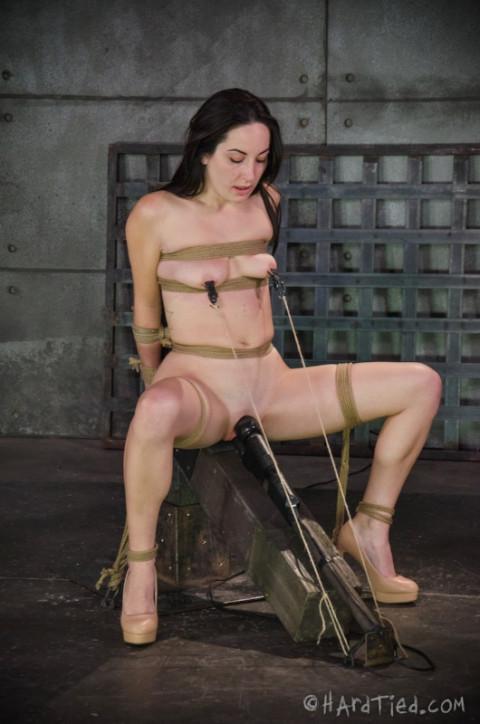 HT - Blaze-in Bondage - Marley Blaze - Dec 17, 2014 - HD