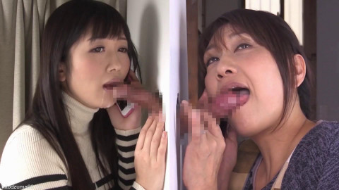 Gloryholes Everywhere W/ New Years Special Dinner Sdde-429