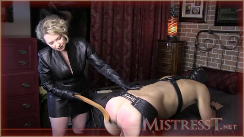 Mistress T - Corporal Punishment For Pervert - HD 720p