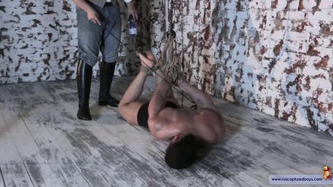 Ruscapturedboys - Delivery Boy Leonid - Part I - 2017