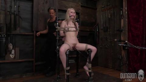 Lily Rader - The Good Little Bondage Slave part 2