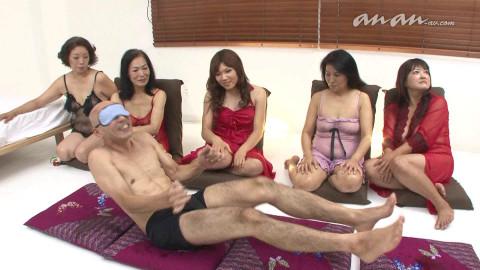 Japan Trans Orgy