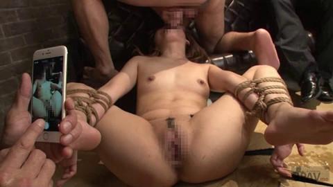 Bondage Hot Asian Girl