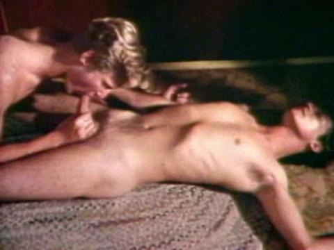 Portrait Of Dorian Homosexual (1974) - Alex Devron,Barry Case,Chris Travis