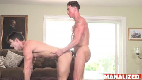 Hot Fucking of Cade Maddox & Devin Franco 720p