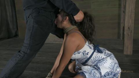 Annie Cruz Category Five engulf and choke