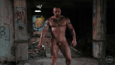 Naked Russian Bodybuilder Number 7