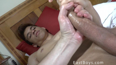 EastBoys - Philippe Colsen and His Monster Cock Part 2