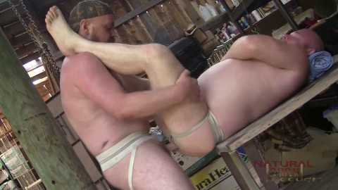 Natural Born Breeders - Barebacking Cousins - Pork Skrew & Bubba Ryder 1080p