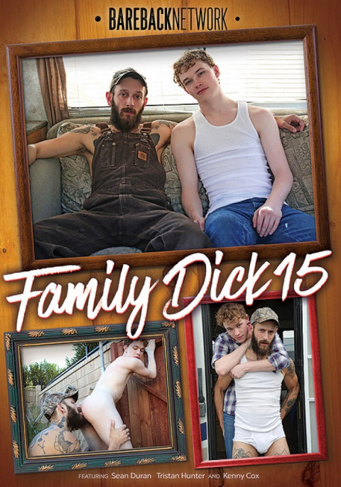 Family Dick vol.15 - Raised in a Trailer Park