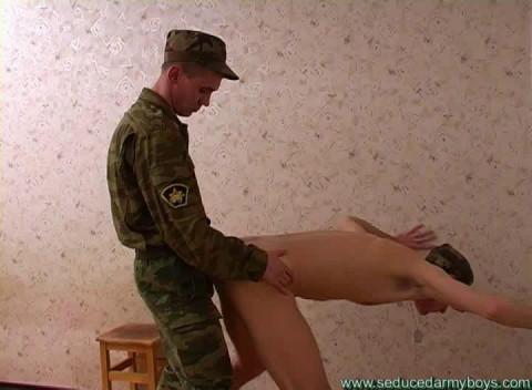 Seduced Army Boys vol. 25