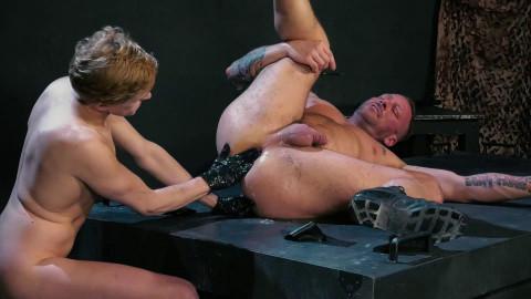 Full Fist Interrogation, Scene #02 - Colin Bryant, Hugh Hunter