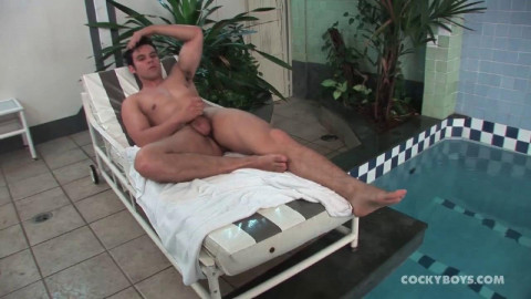 CockyBoys - Eduardo Jacks Off