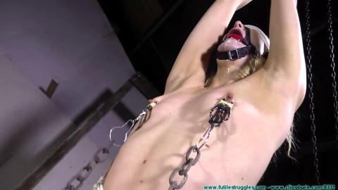 Bondage, strappado and spanking for hawt blond part 2 HD 1080p