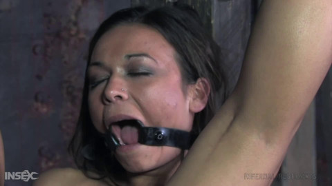 Super restraint bondage, strappado and ache for very hawt bitch part 2