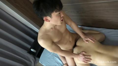 ノンケAv男優の超エロデカマラテクニックに息を呑む