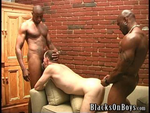 Blacks On Boys - Jeff Burns