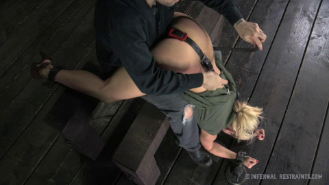 Bailey Blue - Sealed Shut Slut - BDSM, Humiliation, Torture