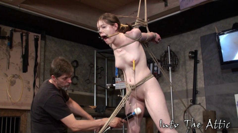 Nicole tied torture