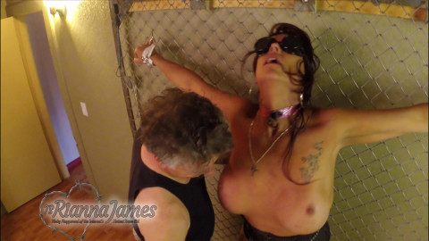 Handjob with Rianna James