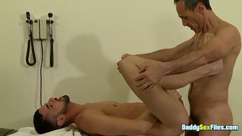 DaddySexFiles - A Cum Drenched Group Appointment