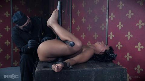 Bondage & Humilation For Hot London River