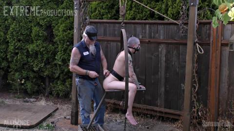 SP Hooked Outdoor Fuckery